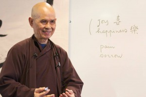 The Five Mindfulness Trainings