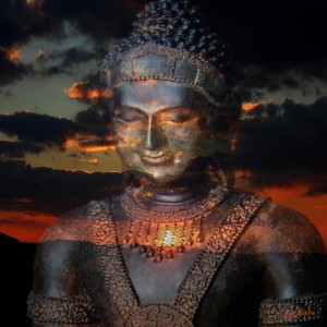 Laughing Buddha by Angela Marie Henriette, Flickr