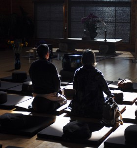 Meditation: What do we actually do?