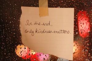 Mindfulness, Love, and Us