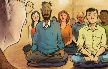 Searching For An Inner Teacher