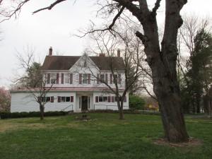 The Main House at Am Kolel Nature Sanctuary