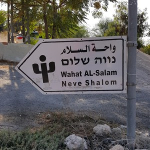 Still Water in Israel and Palestine, 2016, Part 2, The Retreat