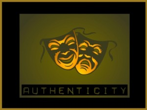 Authenticity and Loving Speech