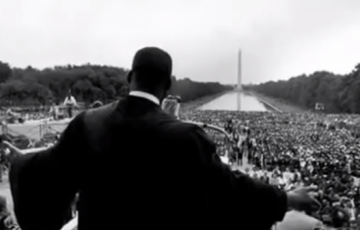 Martin Luther King, Jr.,  and the interbeing of poverty and wealth