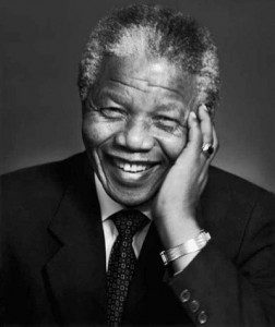 The Moral Courage of Nelson Mandela.