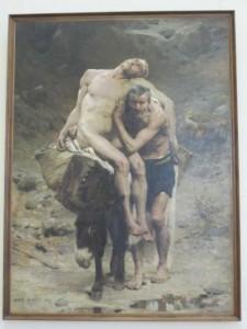 Becoming a Good Samaritan