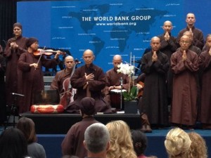 Thay, the World Bank, and Reverence for Life