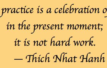 Celebration as a Practice