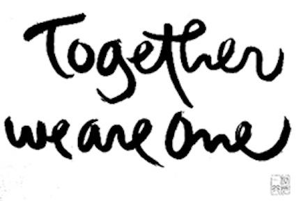 togetherweareone