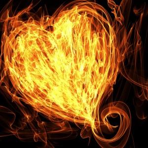 flaming-heart-illustration