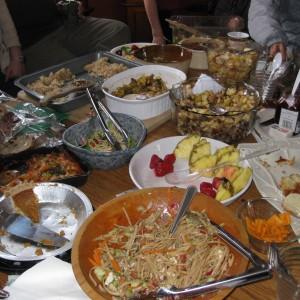 StillWater Community Vegetarian Potluck