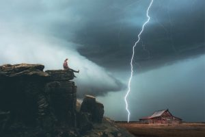 Finding Calm within the Storms