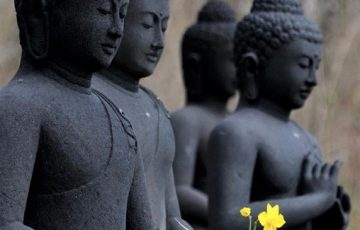 Being a Part-Time Buddha