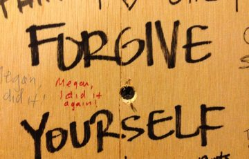 How Do I Forgive Myself for Hurting Someone?